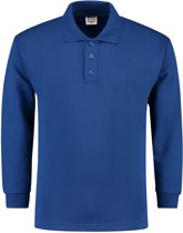 Tricorp polosweater - Casual - 301004 - koningsblauw - maat S