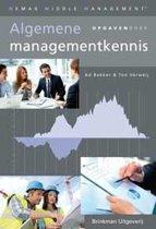 Omslag van 'Nemas Middle Management - Algemene managementkennis'