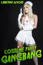Costume Party Gangbang
