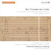 F. Schubert - Der Triumph Der Liebe