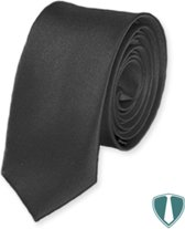 Zwarte stropdas skinny