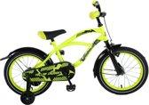 Volare Yellow Cruiser Kinderfiets - Jongens - 16 inch - Geel