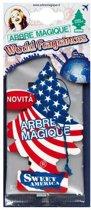 Arbre Magique Luchtverfrisser Sweet America