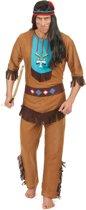 Indianen outfit voor heren - Volwassenen kostuums