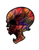 Skull Composition Book