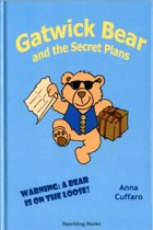Gatwick Bear and the Secret Plans