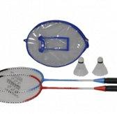 Rucanor Badminton Racket Match 150 - Rood