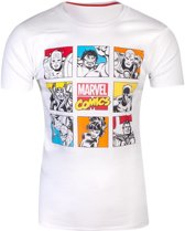 Marvel Comics - Retro Character Men's T-shirt - 2XL