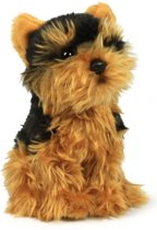 Knuffel Yorkshire terrier 18 cm