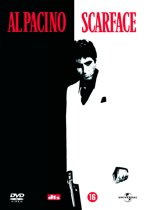 DVD cover van Scarface (83) (D/F)