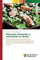 Educacao Alimentar E Nutricional No Brasil