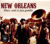 New Orleans-Blues, Soul..
