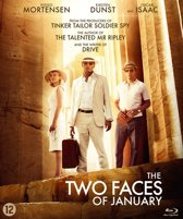 Two Faces Of January (dvd)