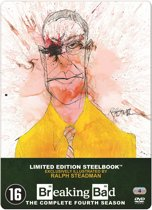 Breaking Bad - Seizoen 4 (Limited Steelbook Edition)