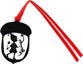 Boekenlegger - Pinokkio - Zwart metaal - B