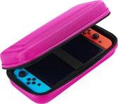 Bigben Eva Pouch Nintendo Switch - Large - Roze