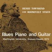 Blues Piano And Guitar