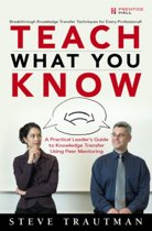 Teach What You Know