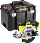 DeWALT DCS391NT Accu Cirkelzaag 18V losse body in TSTAK