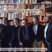 Saint-Saens:Piano Quintet/String Quartet