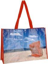 Strandtas/ boodschappentas strandstoel