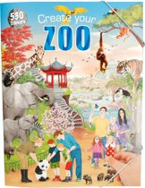 Create Your ZOO stickerboek
