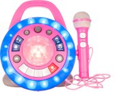 Super Party Machine iDance Party Star PB-2 roze