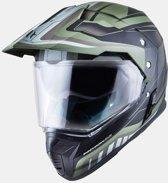 Helm MT Synchrony Duo Sport Tourer groen L