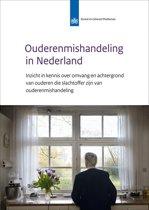 SCP-publicatie 2015-14 - Ouderenmishandeling in Nederland