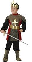 Middeleeuws koninklijke ridder outfit voor jongens - Verkleedkleding