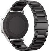 Samsung Gear S3 Classic / S3 Frontier Metalen armband - Black