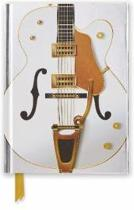 White Guitar (Foiled Pocket Journal)
