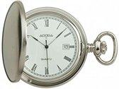 Mooi Zakhorloge -zilverkleurig van het merk Adora-1-112751 TU9029