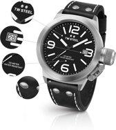 TW Steel Canteen CS1 Heren Horloge Staal 45mm Quartz