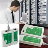 Premium UTP Kabel Tester - Voor RJ45 / RJ11 / Cat5e Netwerk Kabel