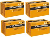 Duracell industrial AA 40-pack AA/LR6/MN1500