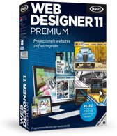 Magix Web Designer 11 Premium - Nederlands / Windows