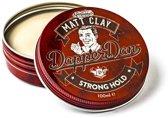 Dapper Dan - haarwax - Matt clay - strong hold