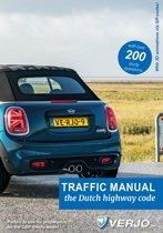 VERJO Traffic Manual, driving license B
