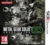 Metal Gear Solid: Snake Eater 3D - 2DS + 3DS
