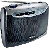 Philips AE2160/00c - Draagbare Radio - Grijs