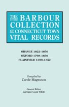 The Barbour Collection of Connecticut Town Vital Records. Volume 33