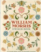 William Morris Sticker Book Bs012