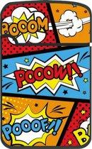 Zenga Comic Jet - Boom Pooow Pooof - Aansteker