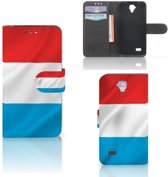 Bookstyle Case Huawei Y5 Y560 Luxemburg