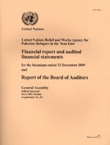 Financial Report and Audited Financial Statements and Report of the Board of Auditors