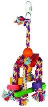 Happy Pet Speelgoed Papegaai - Fiesta - 31x12x10 cm