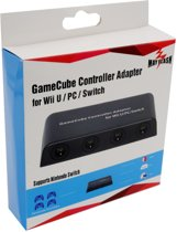 MayFlash GameCube USB Controller Adapter voor Wii U, Nintendo Switch & PC