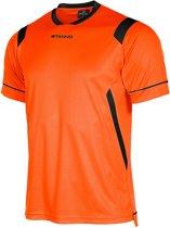 Stanno Sportshirt performance - Maat 164  - Unisex - oranje/zwart