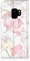 Samsung Galaxy S9 Hoesje Design Lovely Flowers